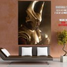 Heimdall Idris Elba Awesome Movie GIANT Huge Print Poster