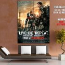 Edge Of Tomorrow Movie Awesome GIANT Huge Print Poster