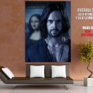 Da Vinci S Demons Tom Riley Leonardo Da Vinci Series GIANT Huge Print Poster