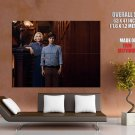 Bates Motel Vera Farmiga Freddie Highmore Tv Series GIANT Huge Print Poster