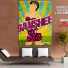Banshee Awesome Painting Art Tv Series GIANT Huge Print Poster