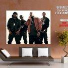 Maybach Music Group MMG Rick Ross Rapper Hip Hop Rap GIANT Huge Print Poster