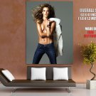 Alessandra Ambrosio Topless Sexy Hot Model GIANT Huge Print Poster