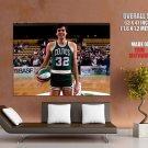 Kevin McHale Boston Celtics Retro Basketball Sport GIANT Huge Print Poster
