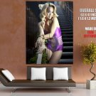 Rita Ora Hot Singer Sexy Actress Music GIANT Huge Print Poster