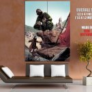 Planet Of The Apes Cornelius Movie Art 1968 GIANT Huge Print Poster