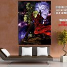 Trigun Vash The Stampede Amazing Cool Painting Anime GIANT Huge Print Poster
