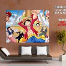 One Piece Anime Manga Art GIANT Huge Print Poster
