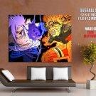 Naruto Shippuuden Amazing Cool Art Anime Manga GIANT Huge Print Poster
