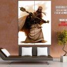 Tusken Raider Sand People Tatooine Star Wars Art GIANT Huge Print Poster