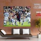 Lionel Messi Leo FC Barcelona Camp Nou GIANT Huge Print Poster