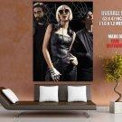 Yeah Yeah Yeahs American Indie Rock Band Giant Huge Wall Print Poster