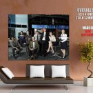 The Newsroom TV Series Cast Giant Huge Wall Print Poster