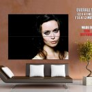 Summer Glau Actress Giant Huge Wall Print Poster