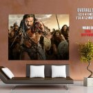 Spartacus War Of The Damned TV Series Giant Huge Wall Print Poster