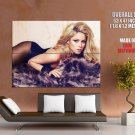 Shakira Hot Sexy Singer Latin Pop Music Giant Huge Wall Print Poster