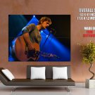 Rob Thomas Singer Rock Music Giant Huge Wall Print Poster