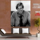 Robert Redford Actor Giant Huge Wall Print Poster