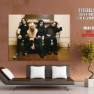 The Pretty Reckless Rock Band Music Giant Huge Wall Print Poster