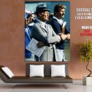Tom Landry Head Coach Dallas Cowboys Mike Ditka Giant Huge Wall Print Poster