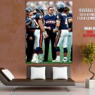 Mike Ditka American Football Player Chicago Bears Giant Huge Wall Print Poster