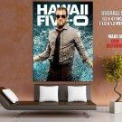Hawaii Five 0 TV Series Scott Caan Giant Huge Wall Print Poster