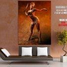 Silent Hill Video Game Monster Horror Giant Huge Wall Print Poster
