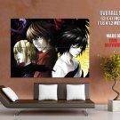 Death Note Manga Anime Giant Huge Wall Print Poster