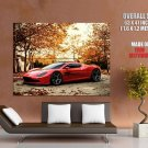 Aston Martin DBC Luxury British Sports Car Giant Huge Wall Print Poster