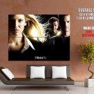 Fringe TV Series Cast Anna Torv As Olivia Dunham Giant Huge Wall Print Poster