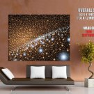 Andromeda Active Core Space Universe Giant Huge Wall Print Poster