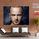 Aaron Paul Actor Jesse Pinkman Breaking Bad Giant Huge Wall Print Poster