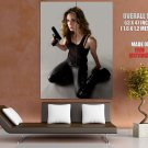 Eliza Dushku Dollhouse TV Series Giant Huge Wall Print Poster