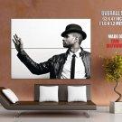 Usher Singer Pop R B Music Giant Huge Print Poster