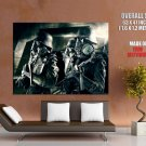 Iron Sky Movie Troops Giant Huge Print Poster