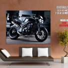 Triumph Speed Triple Streetfighter Bike Giant Huge Print Poster