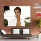 Ryan Reynolds Actor Two Guys And A Girl Giant Huge Print Poster