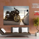 Triumph Stret Triple 675 Superbike Giant Huge Print Poster