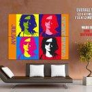 Julian Casablancas The Strokes Music Giant Huge Print Poster