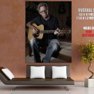 Eric Clapton Guitar Legend Rock Music Giant Huge Print Poster