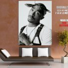 Tupac Shakur Greatest Rapper Music Giant Huge Print Poster