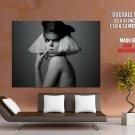 Lady GAGA Mother Monster Blond Pop Singer Giant Huge Print Poster