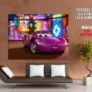 Cars Movie Disney Holley Shiftwell Giant Huge Print Poster