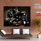 Hollywood Undead Rap Rock Band Music Giant Huge Print Poster