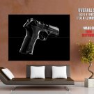 Military Firearm Beretta PX4 Storm Giant Huge Print Poster