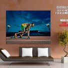 Usain Bolt Jamaican Ser The Fastest Man Olympic Champion Giant Huge Print Poster