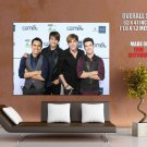Big Time Rush Pop Band Music Giant Huge Print Poster