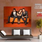 Lady Antebellum Country Pop Band Music Giant Huge Print Poster