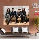 Fall Out Boy Rock Band Music Giant Huge Print Poster