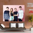 Echosmith Indie Pop Band Music Giant Huge Print Poster